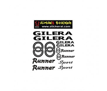 Gilera Runner Sticker