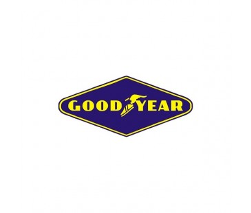 Goodyear old Sticker
