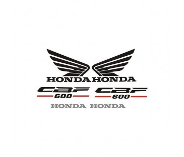 Honda Cbf 600 Sticker Set