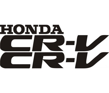 honda crv sticker,Oto sticker