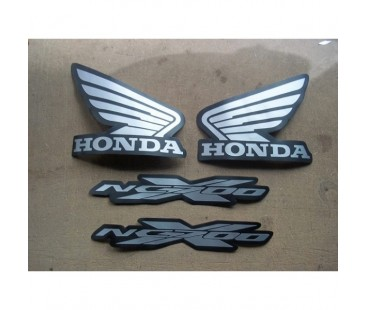 Honda Nc700x Sticker Set