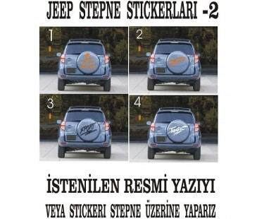 Jeep Sticker