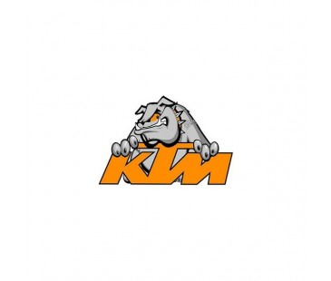 Ktm Duke Pitbull Sticker