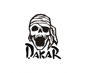 Kurukafa Dakar Sticker,jeep sticker,oto sticker