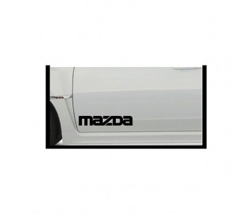 Mazda Kapı Sticker