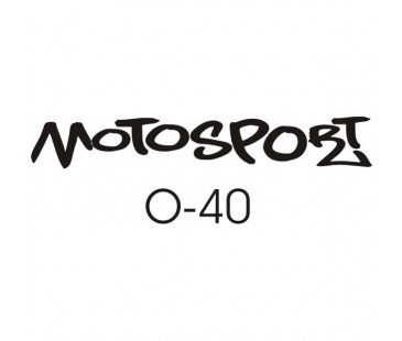 Motosport Sticker,0to sticker,araba yazıları