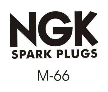Ngk Buji Sticker