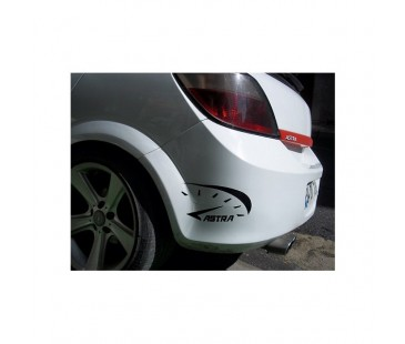 Opel Astra Tampon Sticker