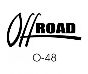 Off Road Jeep Takım Sticker