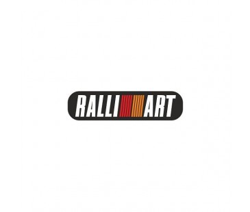 Rally Art Sticker