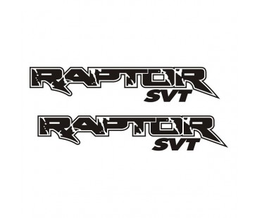 Raptor Sticker Set