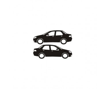 Renault Clio Sedan Sticker
