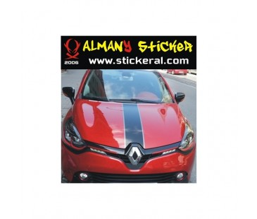 Renault Şerit Sticker
