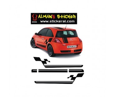 Renault Sport Sticker Set