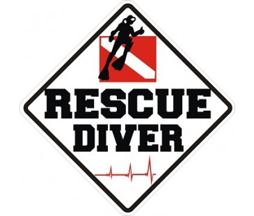 Rescue diver sticker,jeep sticker,dalgıç sticker,zıpkıncı sticker