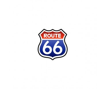 Route66 sticker