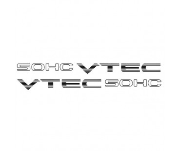 Soch Vtec Sticker