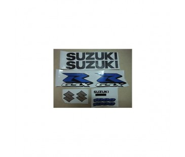 Suzuki Gsxr 1000 Sticker Set