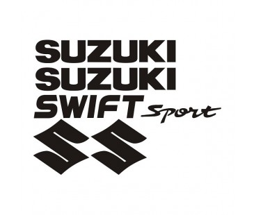 Suzuki Swift Sport Sticker
