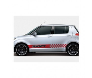 Suzuki Swift Yan Sticker Set