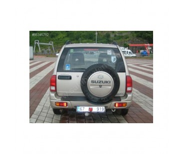 Suzuki Stepne Sticker