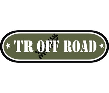 Tr off road sticker-1,oto sticker,jeep sticker,tr sticker