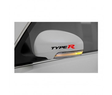 Typer Ayna Sticker