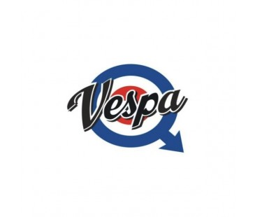 Vespa Sticker