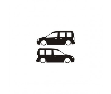 Volkswagen Caddy Sticker