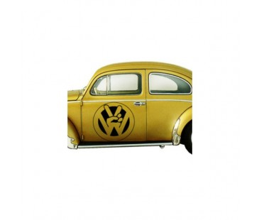 Vw Logo Sticker Set