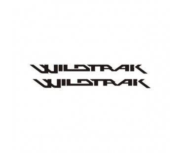 Wildtrak Sticker Set