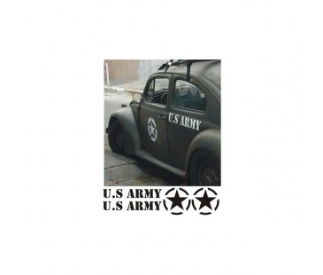Woswos U.s Army Sticker Set