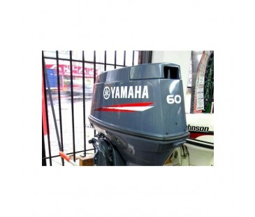 Yamaha 60 hp sticker set