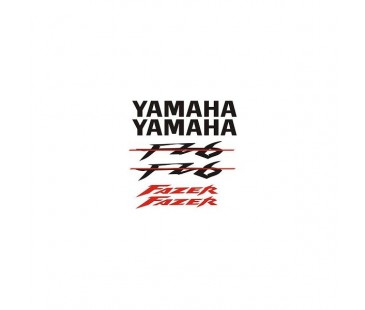 Yamaha Fz6 Sticker Set