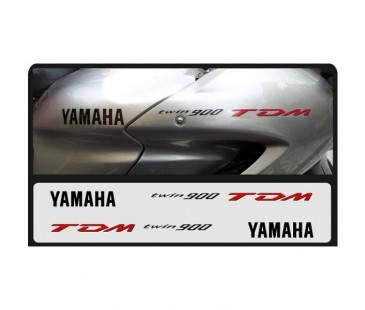 Yamaha Tdm 900 Sticker Set