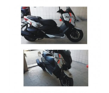 Yamaha X-Max Sticker Set