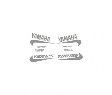 Yamaha Ybr Sticker Set